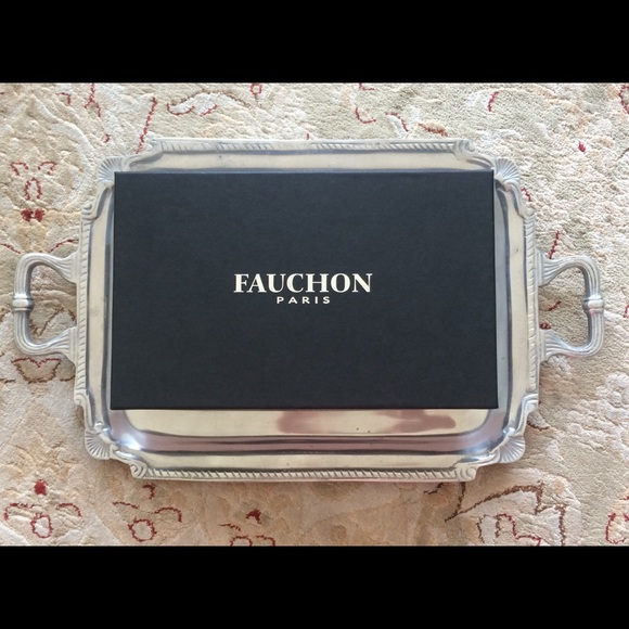 Fauchon Other - Fauchon Paris Empty Black White Box